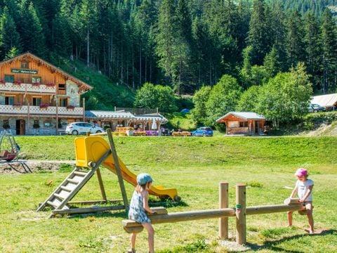 Camping Alpes Lodges Le Parc Isertan - Camping Savoie - Image N°8