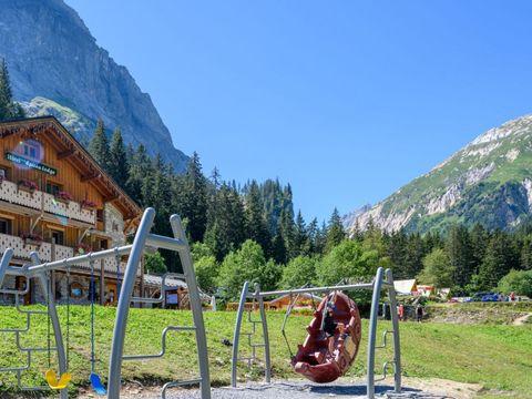 Camping Alpes Lodges Le Parc Isertan - Camping Savoie - Image N°9