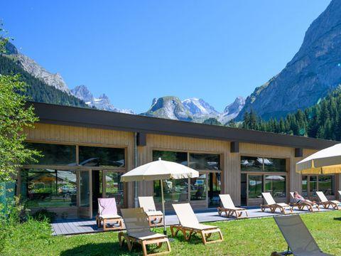 Camping Alpes Lodges Le Parc Isertan - Camping Savoie - Image N°4