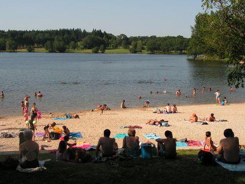 Camping du Lac de Bournazel - Camping Correze - Image N°5