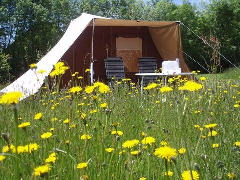 Camping à la ferme Le Domaine Vert - Camping Correze