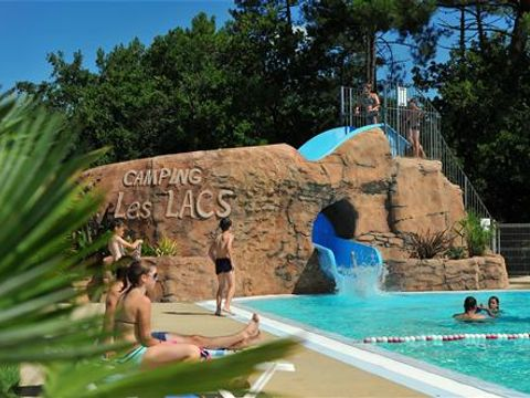 Camping Les Lacs - Camping Gironde - Image N°2