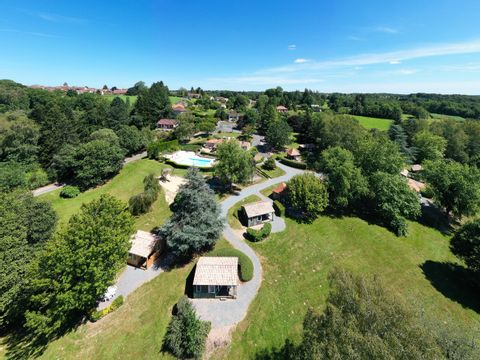 Parc Résidentiel De Loisirs Vivale - Camping Dordogne - Image N°9