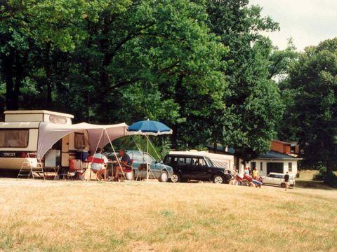 Camping aire naturelle de Malpelas Sebastien - Camping Correze
