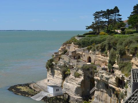 Charente-Maritime  Camping Les Nonnes - Camping Charente-Maritime - Afbeelding N°15