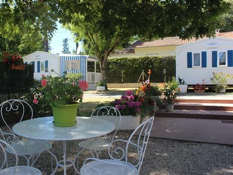 Charente-Maritime  Camping Les Nonnes - Camping Charente-Maritime - Afbeelding N°8