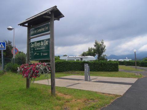 Aire Camping Park Les Rives Du Lac - Camping Puy-de-Dome