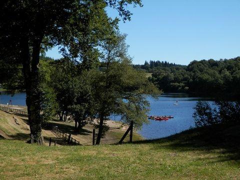 Camping Du Lac de Viam - Camping Correze - Image N°4