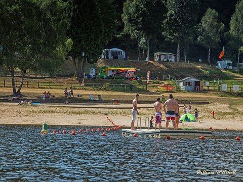 Camping Du Lac de Viam - Camping Correze - Image N°3