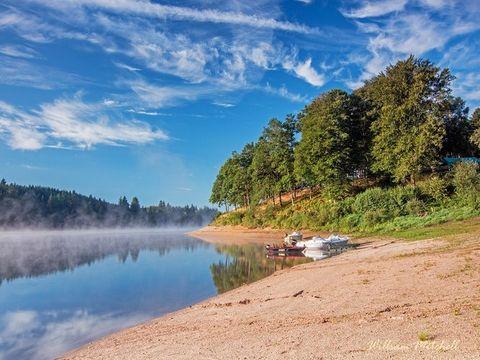Camping Du Lac de Viam - Camping Correze - Image N°2