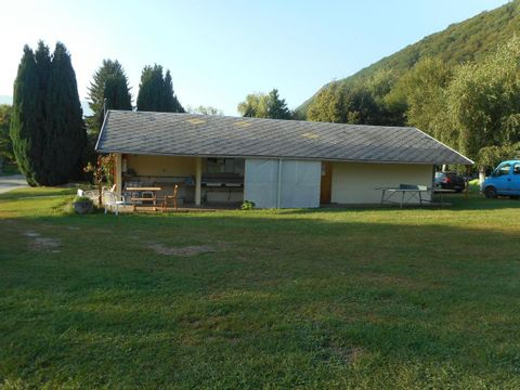 Camping aire naturelle La Colombiere - Camping Savoie