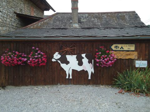 Camping aire naturelle Le Meyrieux - Camping Savoie