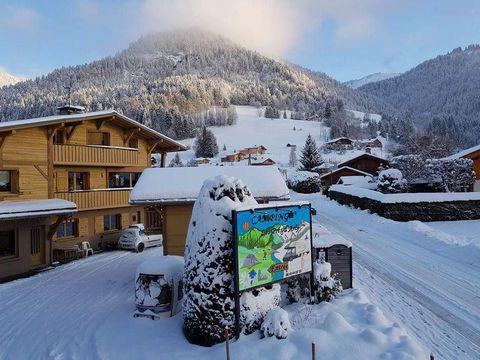 Camping Les Prés De L'Arly - Camping Haute-Savoie