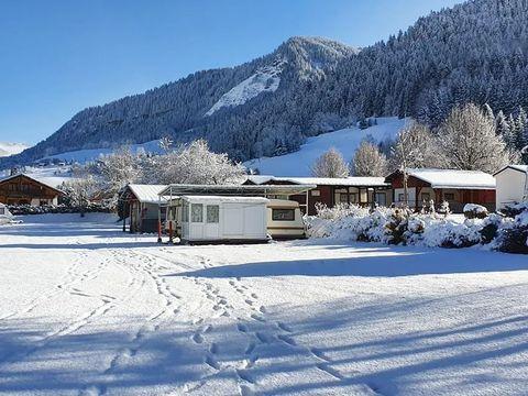Camping Les Prés De L'Arly - Camping Haute-Savoie - Image N°3