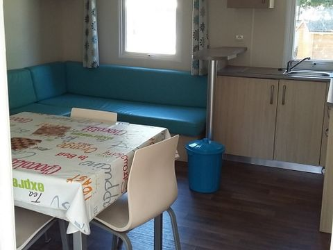 MOBILHOME 6 personnes - POULPE