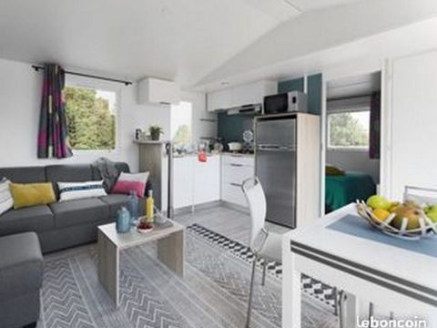 MOBILHOME 6 personnes - HIPPOCAMPE