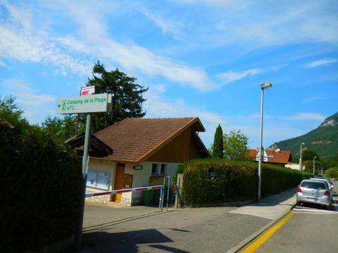 Camping Atc De La Plage - Camping Haute-Savoie