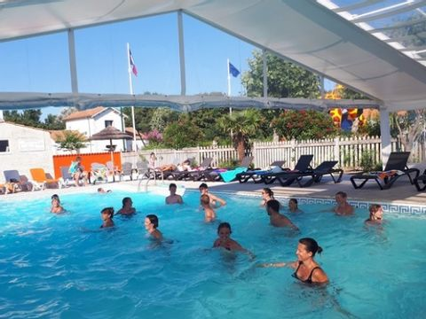 Camping Au Pigeonnier - Camping Charente-Maritime