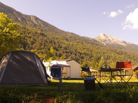 Camping Le Lachat - Camping Haute-Savoie