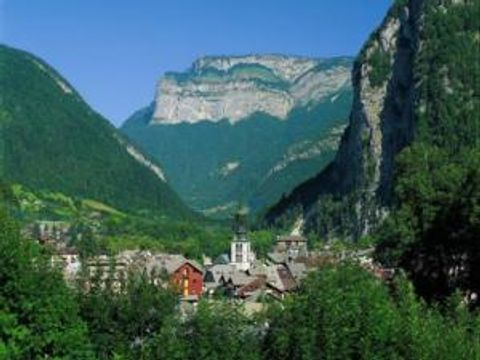 Camping Le Lachat - Camping Haute-Savoie - Image N°15