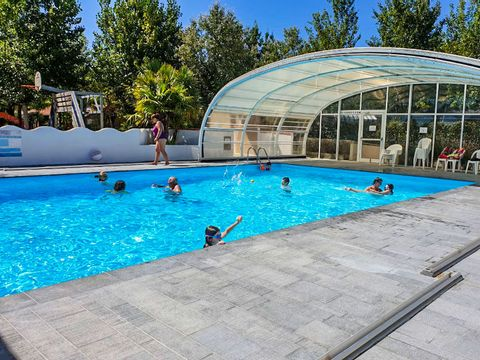 Camping Le Fief Melin - Camping Charente-Maritime