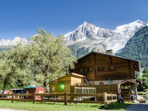 Camping Les Marmottes - Camping Haute-Savoie - Image N°8