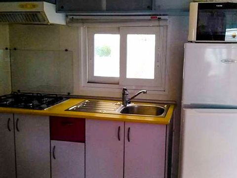 MOBILHOME 6 personnes - Eco 2 chambres