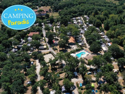 Camping la Cailletiere - Camping Paradis - Camping Charente-Maritime - Image N°3