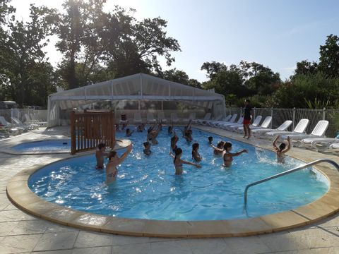 Camping la Cailletiere - Camping Paradis - Camping Charente-Maritime