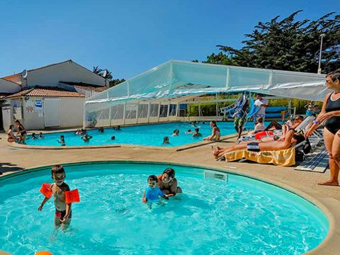 Les Sables Vignier Plage - Camping Charente-Maritime - Image N°4