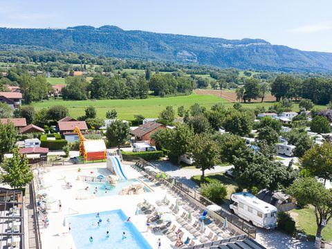 La Colombière - Camping Sites et Paysages - Camping Haute-Savoie - Image N°5