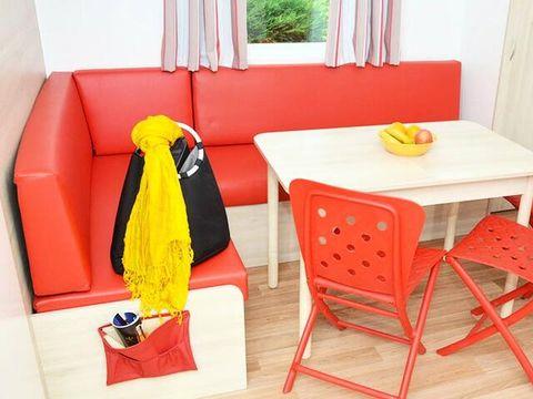 MOBILHOME 6 personnes - Confort 3 Pièces + TV pour 4/6 personnes