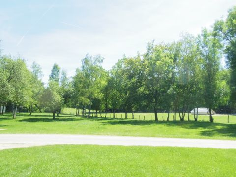 Camping aire naturelle de Chatard Louis - Camping Ain - Image N°3