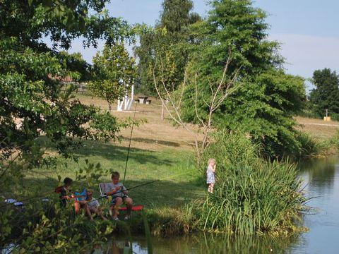Camping le Paluet - Camping Saone-et-Loire - Image N°5