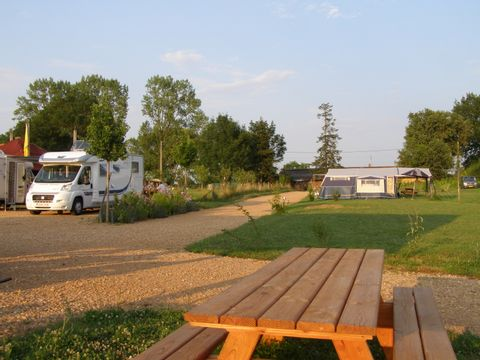 Camping Aire Naturelle TerreFerme - Camping Saone-et-Loire - Image N°2
