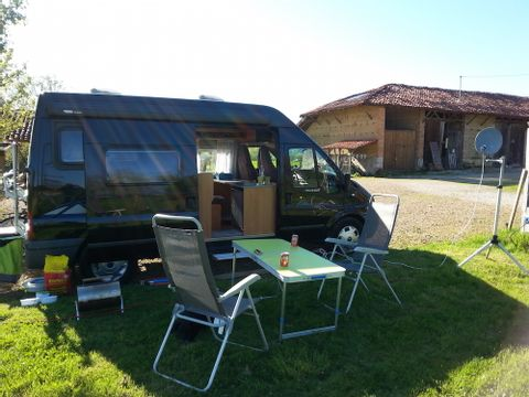 Camping Aire Naturelle TerreFerme - Camping Saone-et-Loire - Image N°3