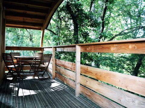 CHALET 4 personnes - Eco-cabane en bois