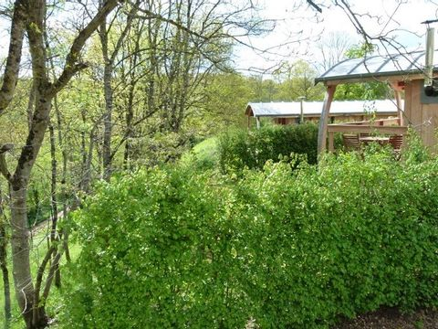 Le Val Vert en Berry - Camping Indre - Image N°10