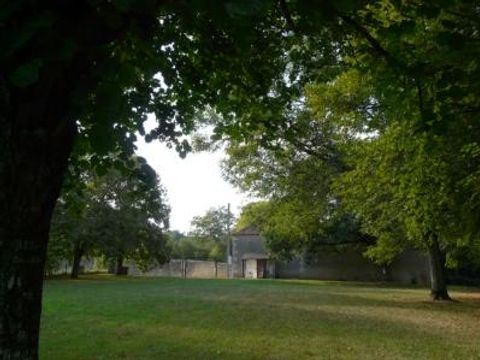 Camping aire naturelle Le Moulin - Camping Indre