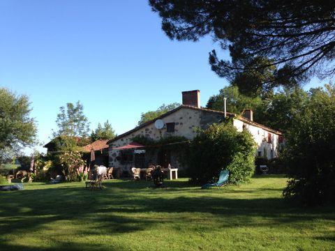 Camping à la ferme Le Puy Ardouin - Camping Vendée