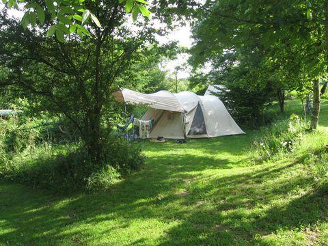 Camping à la ferme Aux sources de l'yonne - Camping Nievre - Image N°2
