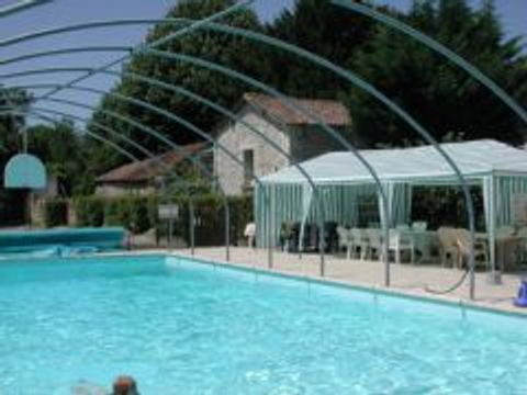Camping Le Thouet - Camping Maine-et-Loire - Image N°3