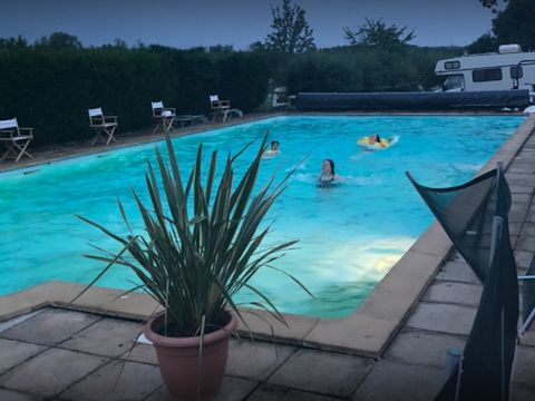 Camping Le Thouet - Camping Maine-et-Loire - Image N°2