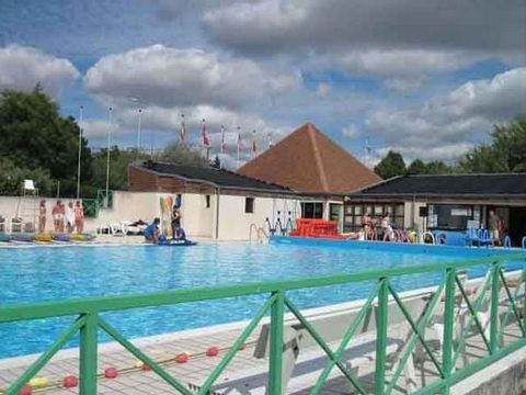 Indre  Camping Les Chenes - Camping Indre - Afbeelding N°3