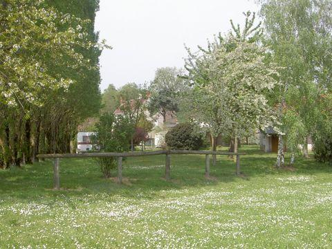 Camping a la ferme de Desbourdes Remi - Camping Indre-et-Loire - Image N°2