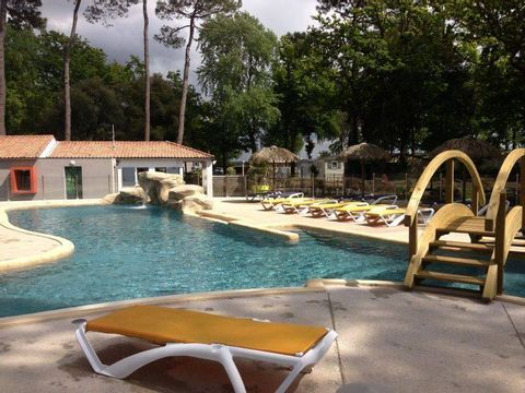 Camping Les Rochelets - Camping Paradis - Camping Loire-Atlantique - Image N°2