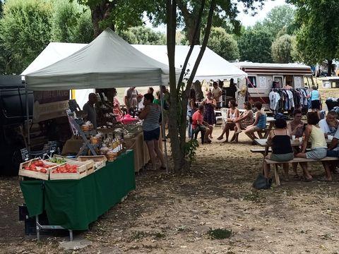 Camping Au Bord de Loire - Camping Maine-et-Loire - Image N°15