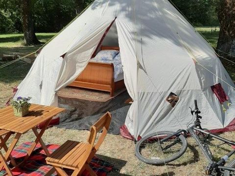 Camping De La Grande Pature - Camping Maine-et-Loire - Image N°4