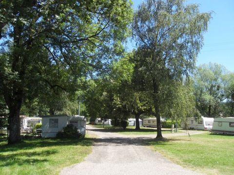 Camping aire naturelle Municipale - Camping Haute-Saone