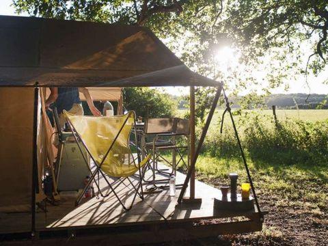 Camping aire naturelle Municipale - Camping Loir-et-Cher - Image N°2
